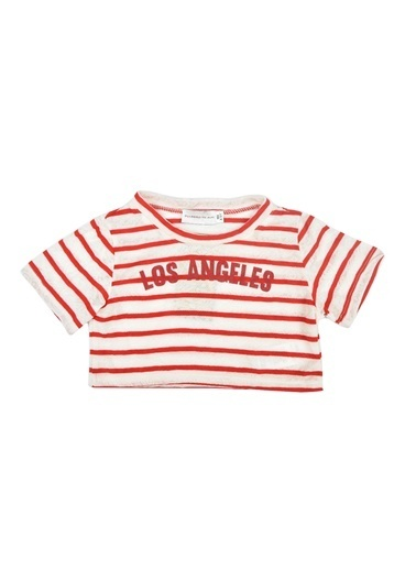 Puledro Tişört Kırmızı